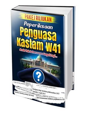 contoh soalan peperiksaan online penguasa kastam gred w41