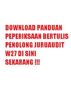 download panduan peperiksaan bertulis juruaudit 27