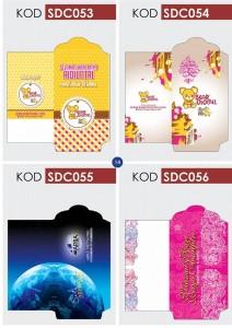 tempahan sampul duit raya custom design 2015